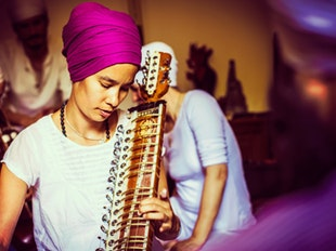 Register for Introduction to Sikh Music from Raj Academy icon