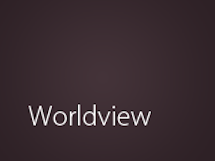 Worldview 1 - Introduction to Worldview icon