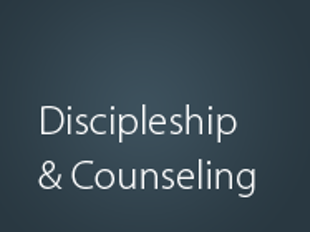 Mentoring / Discipleship in the Church icon