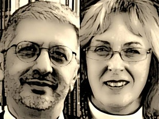 Crossing Thresholds with Roger Ferlo and Suzann Holding icon