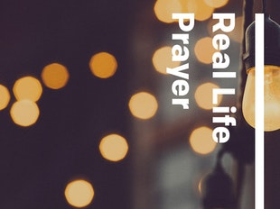 Real Life Prayer: A Faith & Work Prayer Journey icon