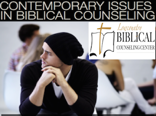 "Register for Track 4 GTC Training - ""Contemporary Issues in Biblical Counseling"" from Lowcountry Biblical Counseling Center icon"