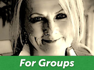 Stop Worrying with Teri Racey (For Groups) icon