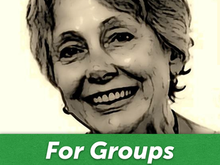 Growing Old with Grace (Not Glamor) with Barbara Crafton (For Groups) icon