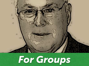 Redemptive Charity with Robert Lupton (For Groups) icon