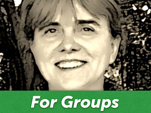 How to Be a Godparent with Nancy McLaughlin (For Groups) icon