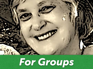 Spirituality and Gardening with Christine Sine (For Groups) icon