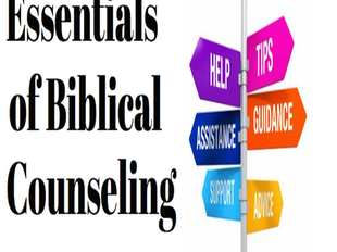 Register for New ACBC EXAM - Essentials of Biblical Counseling (44 Questions in 16 Sessions) from Lowcountry Biblical Counseling Center icon