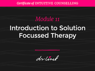 Certificate of Intuitive Counselling - Module 11. icon