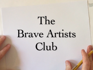 The Brave Artists Club icon
