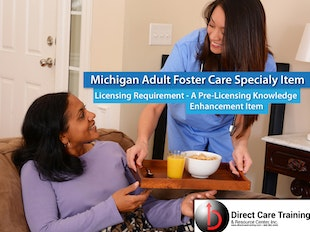 Michigan Adult Foster Care Licensing Requirements icon