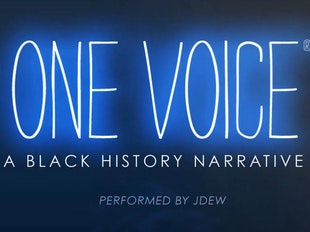 One Voice: A Black History Narrative Performance + Course icon
