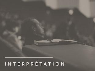 Prédication biblique / Communiquer efficacement icon