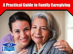 The Family's Guide to In-Home Caregiving icon
