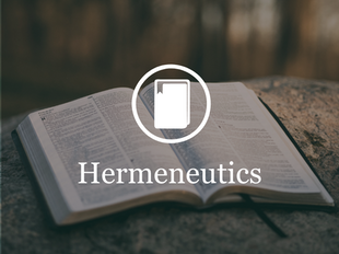 Hermeneutics icon