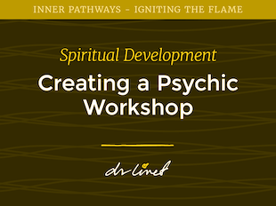 Spiritual Development - Creating a Psychic Workshop. icon