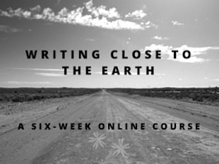 Register for Writing Close to the Earth (Quarter 2 2019: 4/15-5/24) from Jonathan Rogers icon