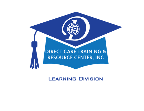 Direct Care Training & Resource Center OnLine School icon