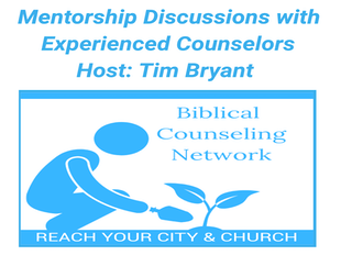 Counseling Mentorship Discussions with Biblical Counselors icon
