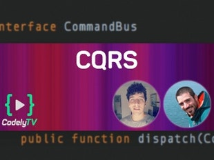 CQRS: Command Query Responsibility Segregation icon