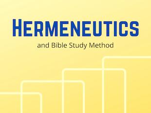 Hermeneutics & Bible Study Methods: A Practical Guide icon