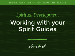 Spiritual Development - Working with your Spirit Guides. icon