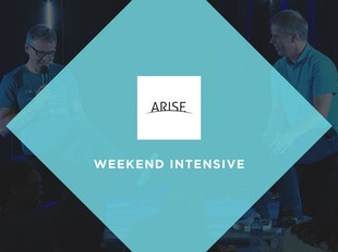Register for Weekend Intensive from ARISE Online icon