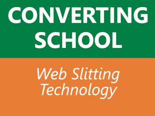 Web Slitting Technology icon
