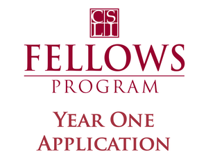 Register for The Fellows Program Application from C. S. Lewis Institute icon