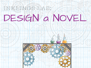 Inklings Lab: Design a Novel icon