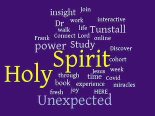 Discovering the Job Description of the Holy Spirit icon
