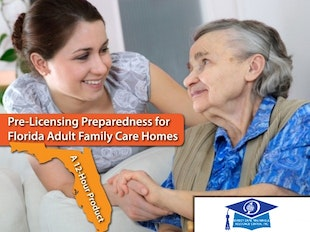Licensing Preparatory Course for Florida Adult Family Care Homes icon