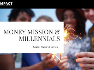 Money Mission and Millennials icon