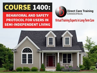 Behavioral Covenants and Safety in Semi-Independent Living:  A Course for the Injured and Your Advocates icon