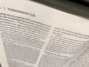 Colossians: A SOAP Bible Experience icon
