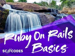 Ruby on Rails Basics icon