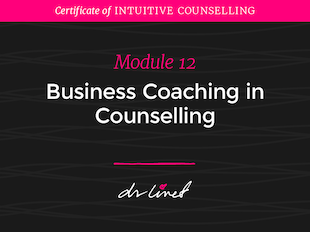 Certificate of Intuitive Counselling - Module 12. icon