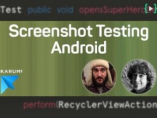 Screenshot Testing en Android icon
