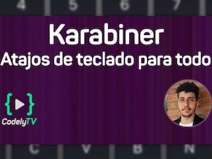 Karabiner: Atajos de teclado para todo icon