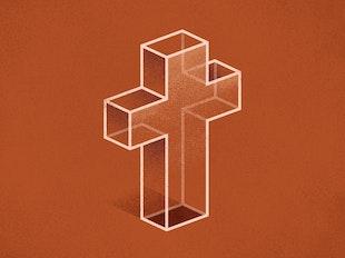Foundations II: Man & Christ icon