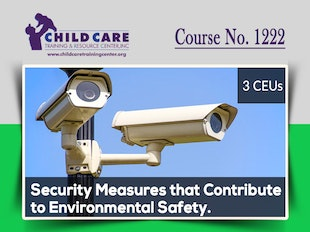 CEU 1222 - Security Measures that Contribute to Safety for Children icon