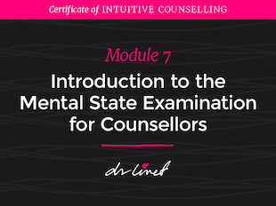 Certificate of Intuitive Counselling - Module 7. icon
