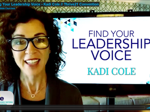 Finding Your Leadership Voice icon