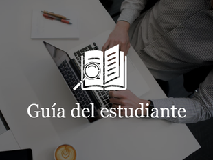 Guía del estudiante icon