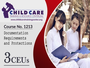 CEU 1213 - Documentation Requirements and Protections icon