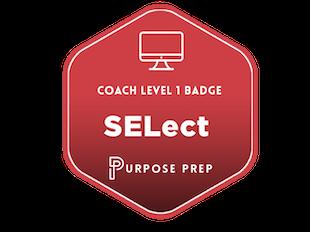 Adult SEL Level 1 Badge icon