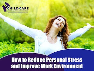 CEU 1221 - How to Reduce Personal Stress and Improve Center Work Environment icon