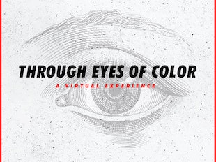 Through Eyes of Color: Virtual Experience (On-Demand) icon