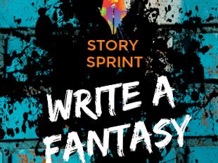 Story Sprint: Write a Fantasy icon