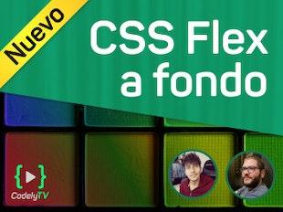 CSS Flex a fondo icon